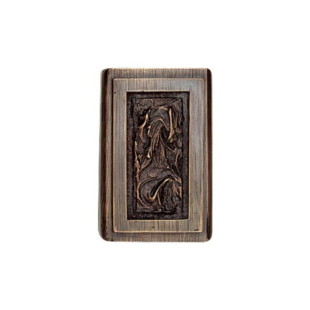 Deadbolt Cover Fringe Bronze